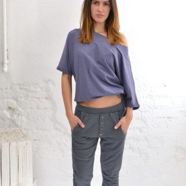 Jogging Pants Baggy – Grey Fed