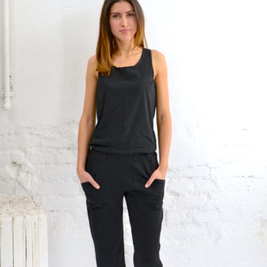 Jumpsuit Long – Black