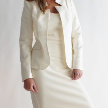 BLAZER V – Organic Silk