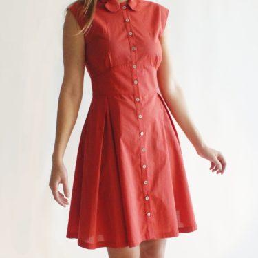 FLOWY DRESS – Organic Cotton