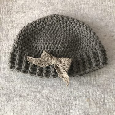 Cashmere Baby Strickmütze