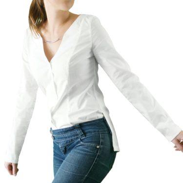 WHITE SHIRT – Organic Cotton